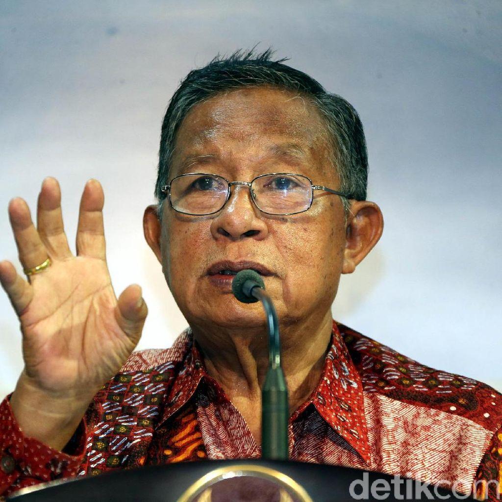 Darmin Jawab Prabowo soal Harga Beras RI Termahal di Dunia