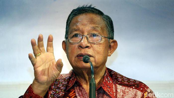 Menteri Koordinator Bidang Perkonomian Darmin Nasution/Foto: Rengga Sancaya
