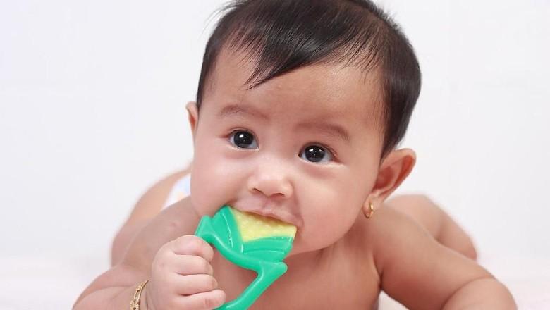 5 Minyak Esensial Pilihan untuk Bayi Tumbuh Gigi/ Foto: iStock