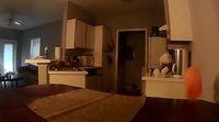 Hiiiii... Pria Ini Rekam Kejadian Menyeramkan di Dapurnya