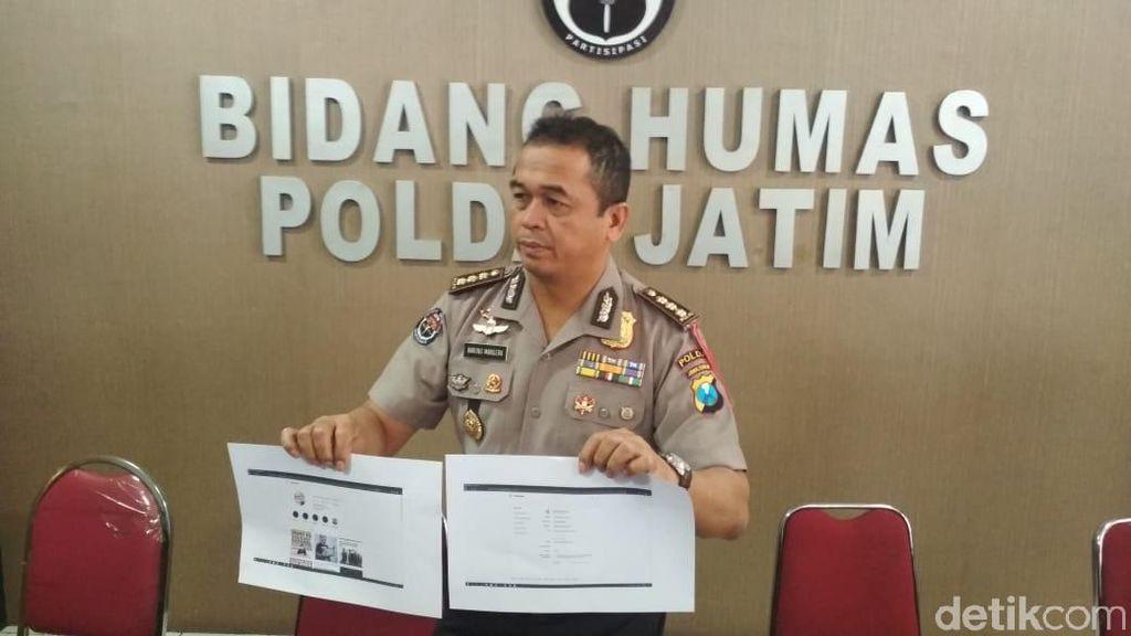 Polisi Sita Akun IG Dhani dan Kirim Surat ke Rumahnya