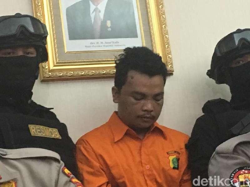 Haris Simamora Pakai Linggis dari Brankas Korban Pembunuhan