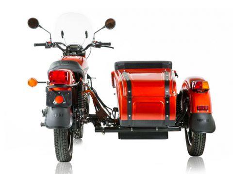 Motor listrik Ural