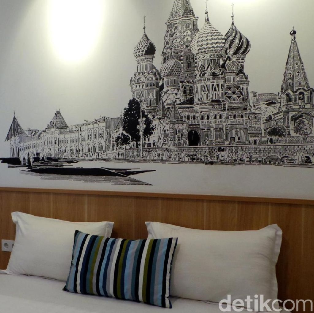 Foto: Hotel & Coffee Shop Instagramable Baru di Senayan