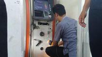 ATM BRI di Pangkalpinang Dibobol Pencuri