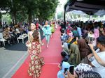 Fashion On The Pedestrian Awali Banyuwangi Batik Festival 2018