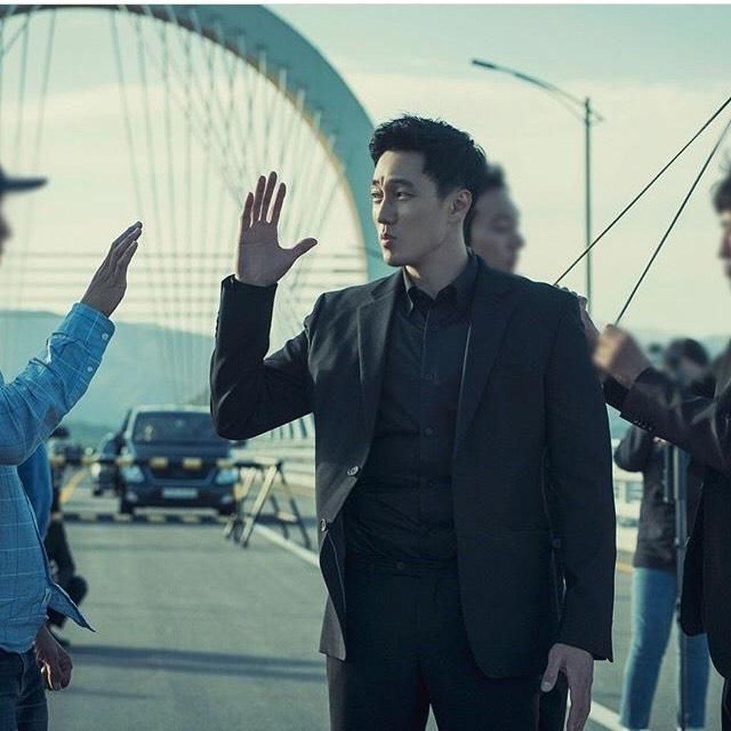Beda 17 Tahun, Manajemen Benarkan So Ji Sub-Jo Eun Jung Pacaran