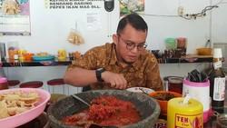 Dahnil Anzar, Koordinator Jubir Prabowo Sandi yang Doyan Makan Pedas