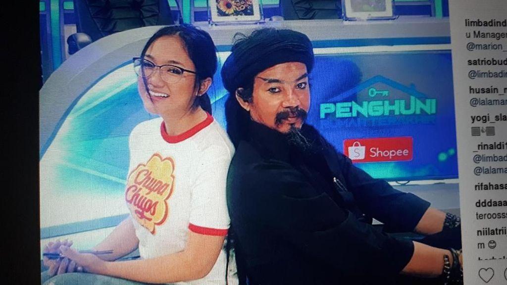 Foto Bareng Marion Jola, Limbad Bikin Netizen Ngakak