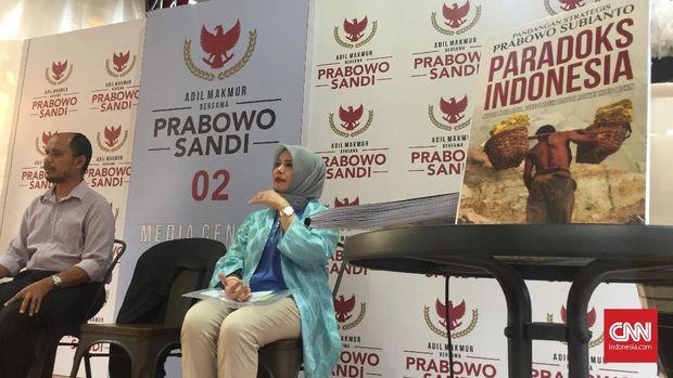 Buku 'Paradoks Indonesia' dalam versi braille.