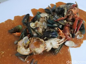 Jakarta King Lobster: Puas Makan Lobster hingga Aneka Kerang Gurih Manis
