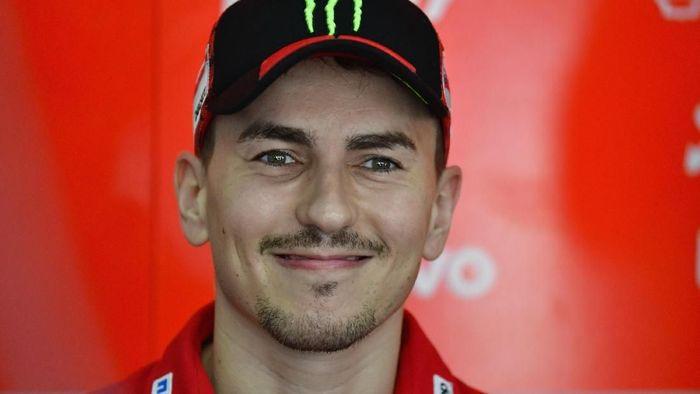 Jorge Lorenzo tak yakin bisa langsung bersaing untuk gelar juara MotoGP 2019. Foto: Mirco Lazzari gp/Getty Images