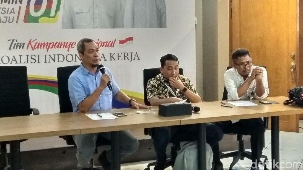 Tim Jokowi Fokus Kawal Perbaikan DPT 2019 di Jabar dan Jakarta