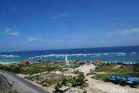 Pantai Pandawa (Syanti/detikTravel)