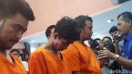 3 Kurir Narkoba Ditangkap di Jakut, 12 Kg Sabu Disita
