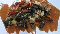 Puas Icip-icip Lobster hingga Berbagai Kerang Gurih Manis