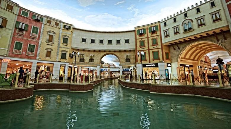 Liburan di Qatar, 7 Tempat Wisata Ini Wajib Dikunjungi Foto: (Villaggio Qatar)