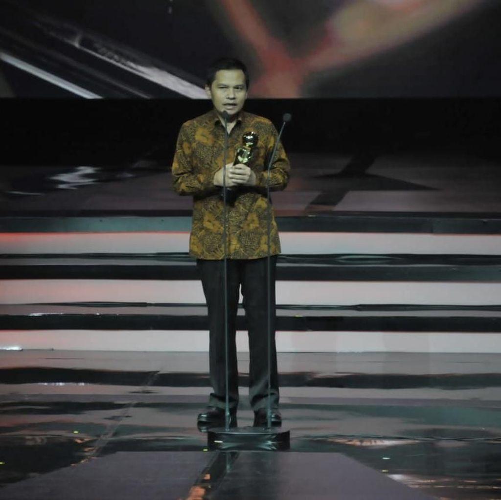 Raih Penghargaan, MPR Apresiasi Peran Media untuk Kesatuan Bangsa