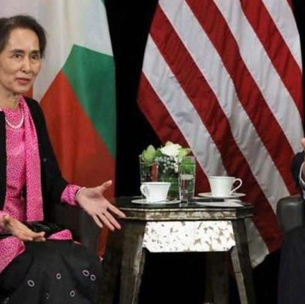 Pemulangan Warga Rohingya ke Myanmar Dianggap Belum Aman