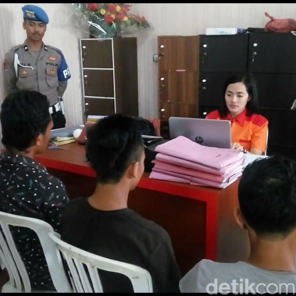 4 Pemuda Perkosa Pelajar SMP Hingga Hamil Dibekuk, 1 Pelaku Buron