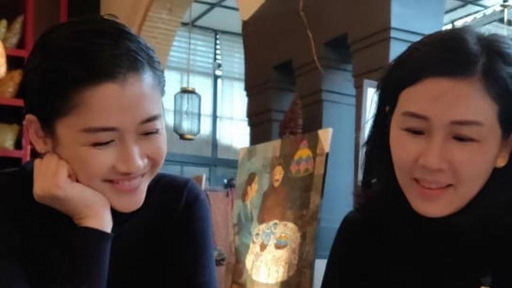 Vero Puji Jenny Zhang Mirip Dirinya di Film Ahok