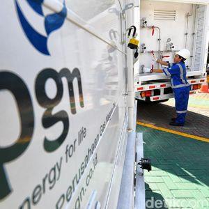 PGN dan Pertagas Gabung Jadi The Gas