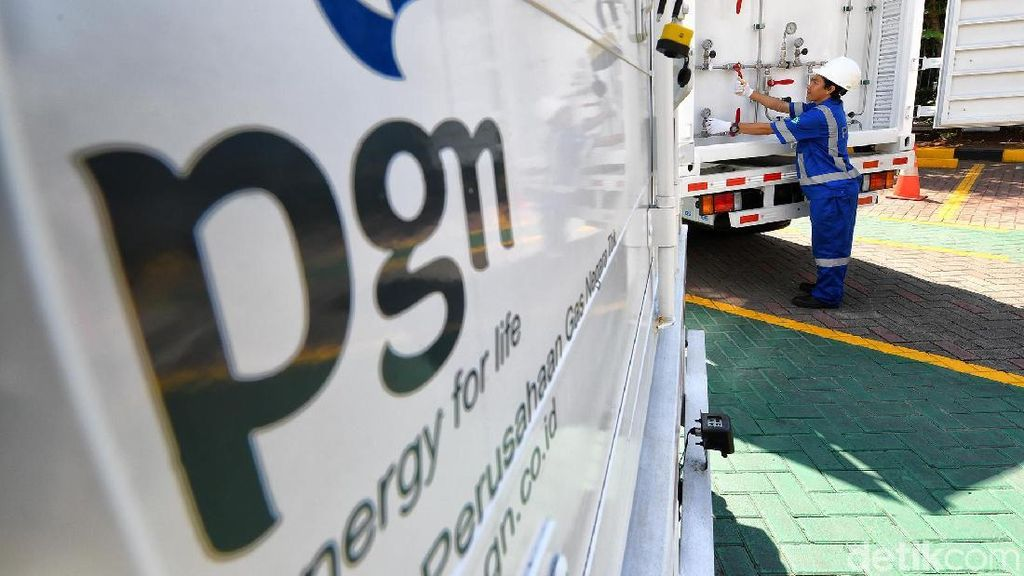PGN Rampungkan Akuisisi Pertagas Akhir Desember 2018