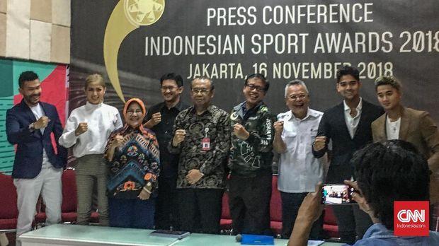 Dalam memberikan penilaian Indonesian Sport Awards juga melibatkan masyarakat.