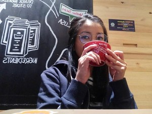 Pose Manis Eugine Patricia, Anak Muda Indonesia Masuk 30 Under 30 Forbes