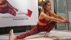80 Persen Wanita Salah Ukuran Sport Bra, Ini Saran Jennifer Bachdim