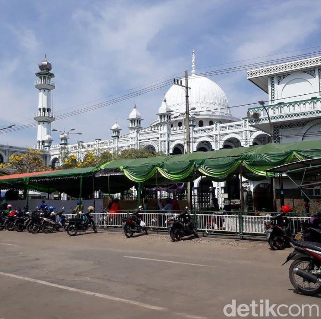 Haul Kiai Hamid Pasuruan, Jalur Lalu Lintas Dialihkan
