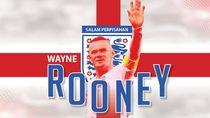 Rekor-rekor Wayne Rooney untuk The Three Lions