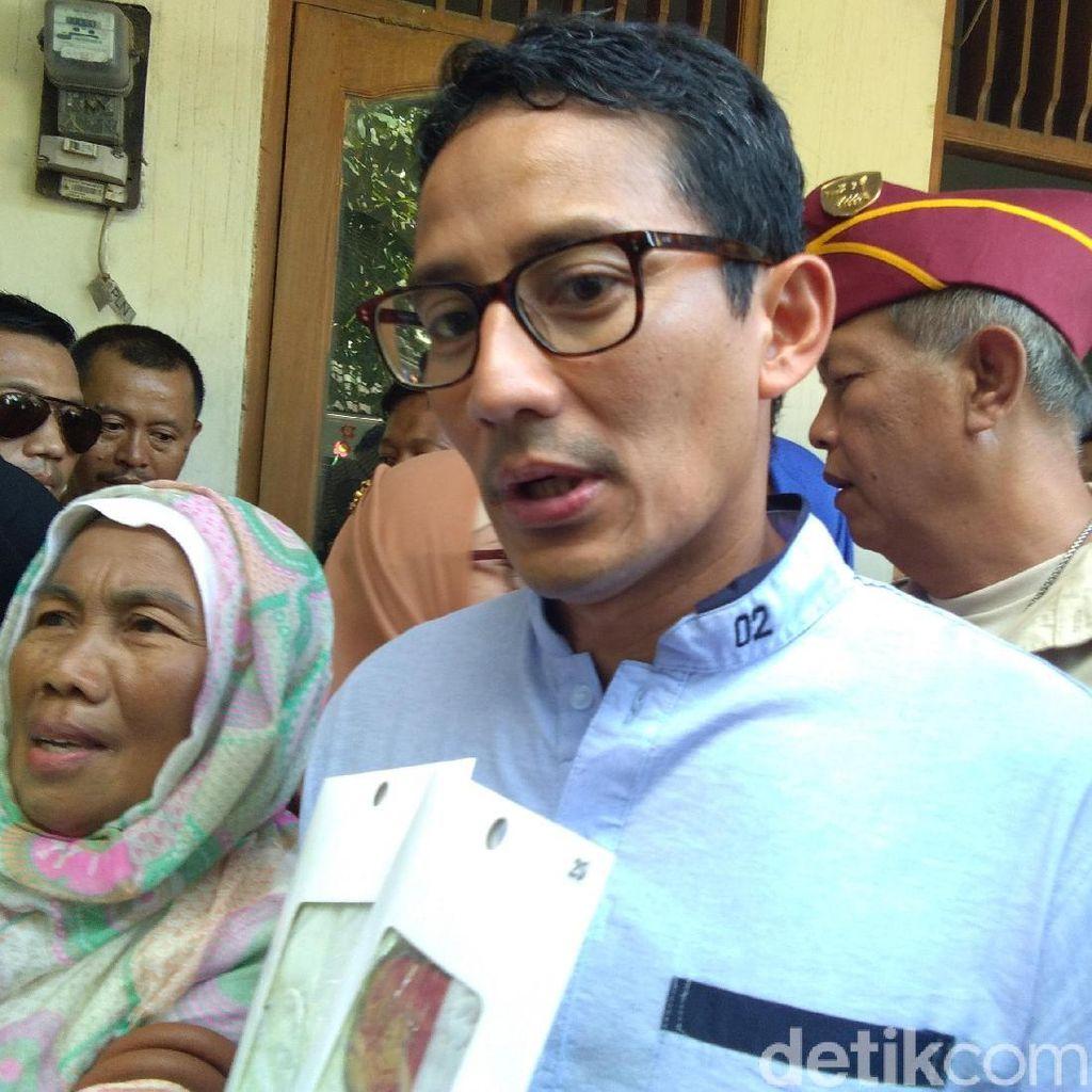Kata Sandi Soal Gaduh Internal Koalisi Indonesia Adil Makmur