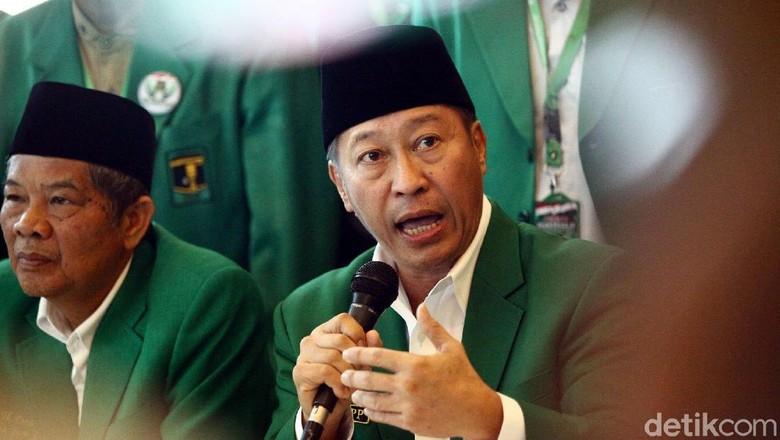 PPP Kubu Muktamar Jakarta Dukung Prabowo-Sandi