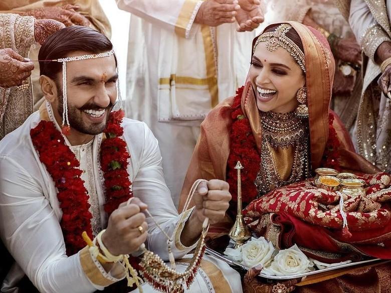 Harga Fantastis Cincin Pernikahan Deepika Padukone Terkuak