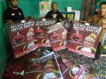 Gudang Poster Raja Jokowi Wilayah Banyumas Ditemukan