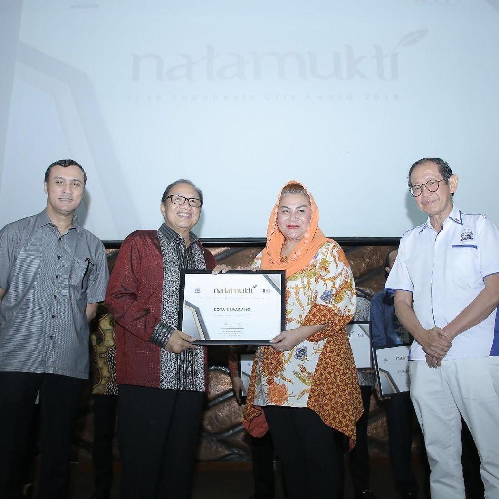 Berdayakan UMKM, Pemkot Semarang Raih Penghargaan Natamukti