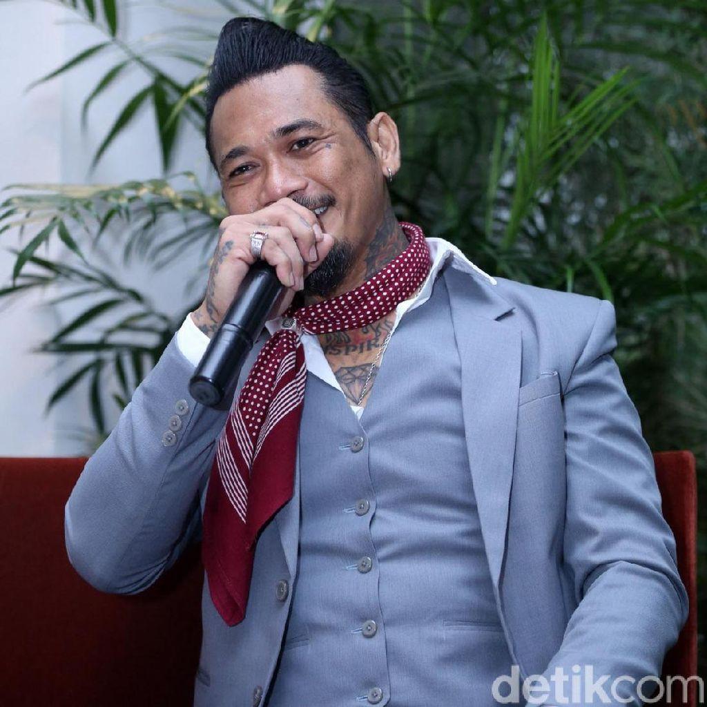 Peluk dan Salami Anang, Jerinx Cuma Ingin Hargai Sudah Temui ke Bali