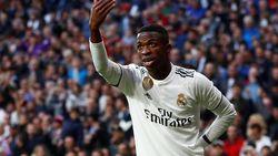 Vinicius Tak Menyangka Bisa Cepat Adaptasi di Madrid