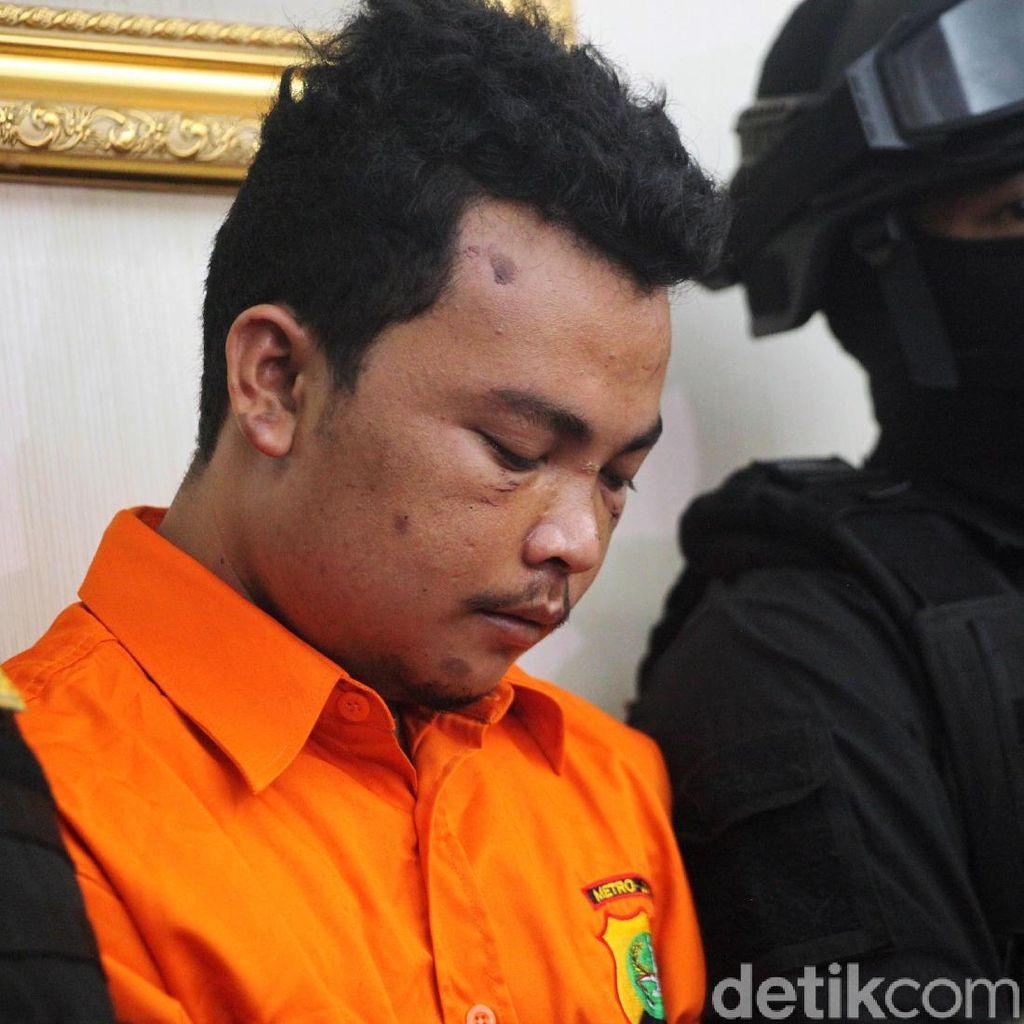 Polisi Terjunkan Penyelam Cari Linggis yang Dibuang Haris Simamora
