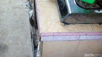 Warga Ponorogo Cemaskan Retakan di Lantai Rumah, Kades: Itu Lama