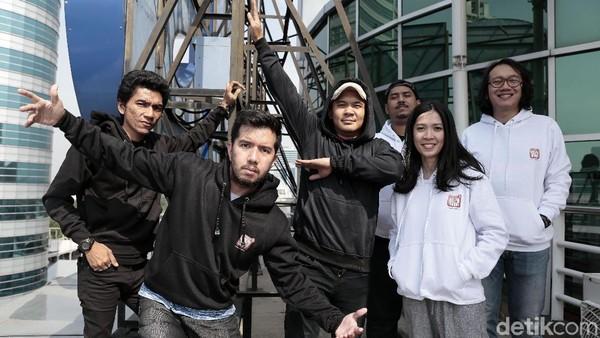 Payung Teduh Bercerita Soal Perjalanan dalam Video Klip Sebuah Lagu