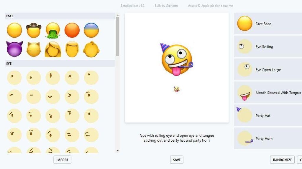 Selain Stiker WhatsApp, Emoji Juga Bisa Dibuat Sendiri