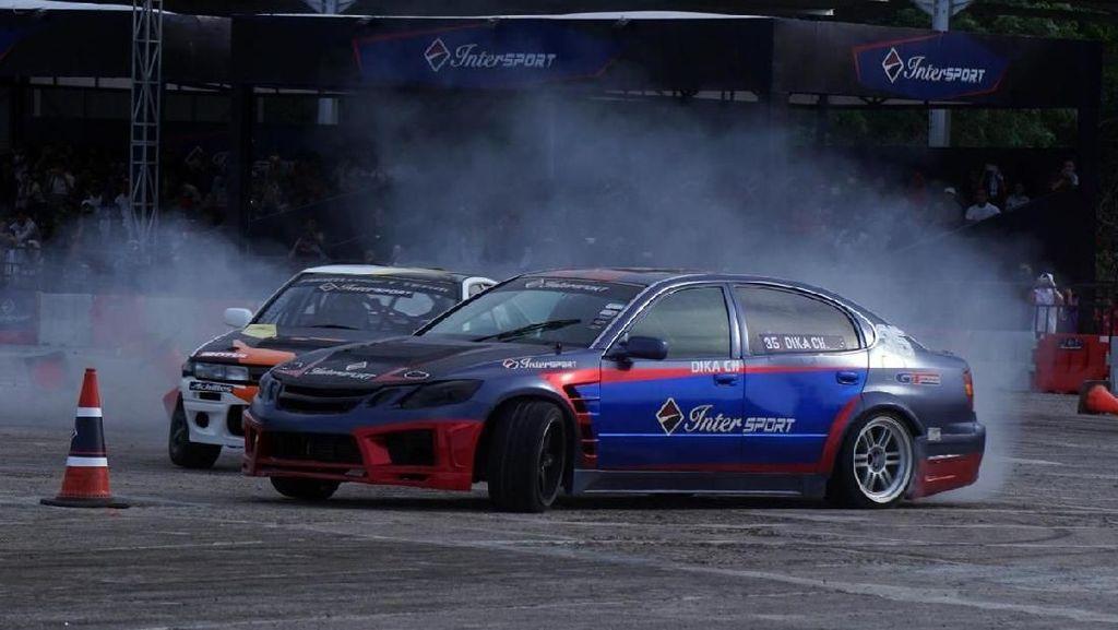Drifter Dunia dan Nasional Bakal Adu Ngesot Mobil di Tangerang