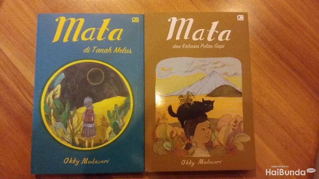 Ajak Anak Bertualang dan Berimajinasi Lewat Novel Okky Madasari