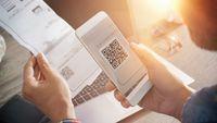 Jeli Belanja dengan Pembayaran QR Code