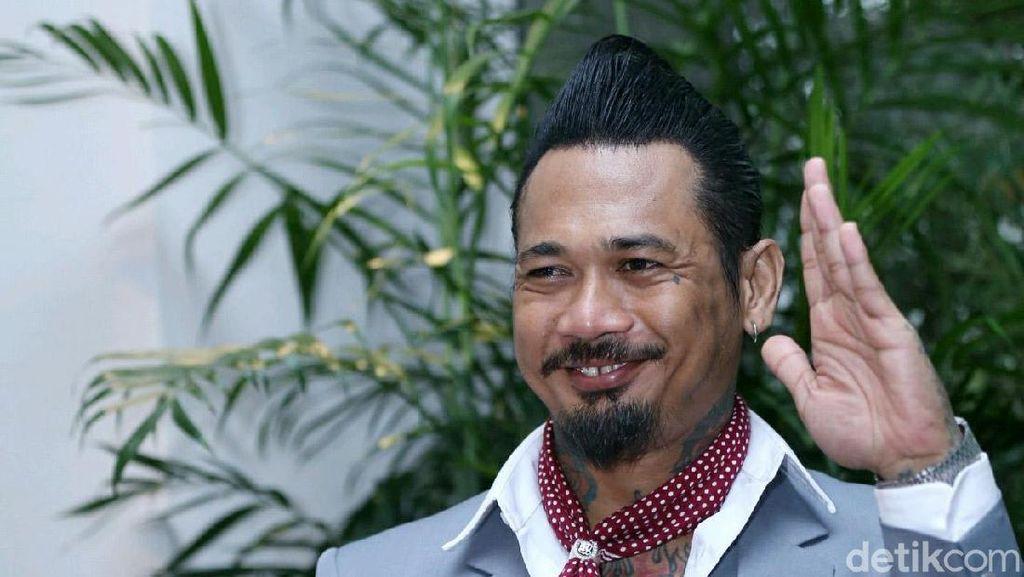 Bertemu Anang, Jerinx Buktikan Tak Cuma Berani Lewat Media Sosial