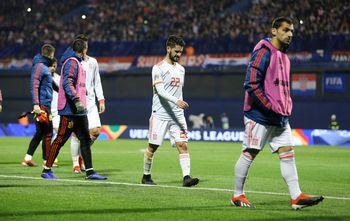 Gol Injury Time yang Bikin Spanyol Merana di Kroasia
