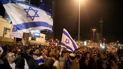 Tolak Gencatan Senjata di Gaza, Warga Israel Desak Netanyahu Mundur