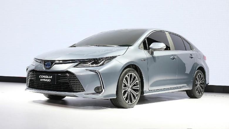 Toyota Corolla Hybrid Foto: Toyota